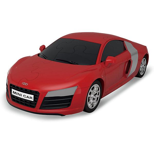 3Д-пазл Автомобиль (красный)3D пазлы<br>Характеристики товара:<br><br>• возраст: от 14 лет;<br>• материал: пластик;<br>• в комплекте: 61 деталь;<br>• масштаб машины: 1:32;<br>• размер упаковки: 22х15х5 см;<br>• вес упаковки: 190 гр.;<br>• страна производитель: Китай.<br><br>3D пазл Happy Fun «Автомобиль красный» позволит собрать из деталей объемную модель автомобиля. Все элементы имеют специальные пазы для соединения между собой. Сборка происходит без дополнительных инструментов и клея. В процессе сборки у детей развивается мелкая моторика рук, внимательность, усидчивость, логическое мышление.<br><br>3D пазл Happy Fun «Автомобиль красный» можно приобрести в нашем интернет-магазине.<br>Ширина мм: 220; Глубина мм: 150; Высота мм: 50; Вес г: 190; Цвет: красный; Возраст от месяцев: 36; Возраст до месяцев: 2147483647; Пол: Унисекс; Возраст: Детский; SKU: 7484826;