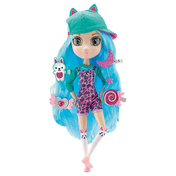 Кукла Hunter Products Shibajuku Girls Кое, 33 смКуклы модели<br>Характеристики товара:<br>• возраст: от 3 лет;<br>• материал: пластик, текстиль;<br>• в комплекте: кукла, аксессуары;<br>• высота куклы: 33 см;<br>• размер упаковки: 38х21х11 см;<br>• вес упаковки: 584 гр.;<br>• страна производитель: Китай.<br>Кукла Shibajuku Girls «Кое2» - очаровательная кукла с большими глазами и длинными бирюзовыми волосами. Одета Кое в необычном стиле: на ней фиолетовый комбинезон, голубая водолазка, гетры с кошачьими мордочками и кепка с ушками. Волосы куколки можно расчесывать и украшать, а аксессуары помогут создать для куклы стильный образ.<br>Куклу Shibajuku Girls «Кое2» можно приобрести в нашем интернет-магазине.<br>Ширина мм: 210; Глубина мм: 110; Высота мм: 380; Вес г: 584; Возраст от месяцев: 36; Возраст до месяцев: 2147483647; Пол: Женский; Возраст: Детский; SKU: 7487080;