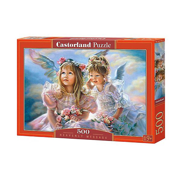 Castorland Пазл Castorland Ангелы 500 деталей castorland пазл единорог