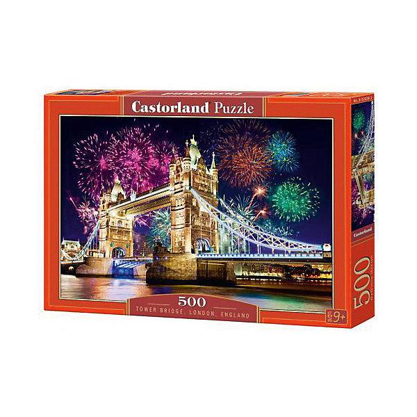 Castorland Пазл Castorland Тауэрский мост, Англия 500 деталей