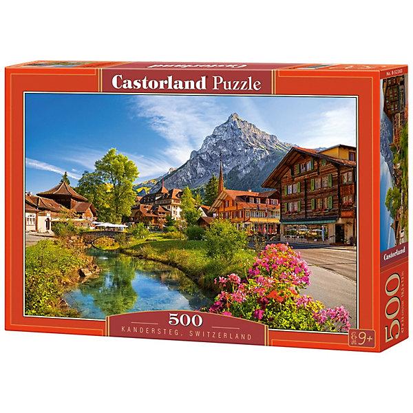 Castorland Пазл Кандерштег, Швейцария 500 деталей