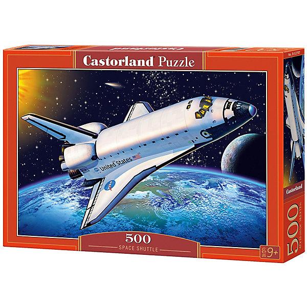 Купить Пазл Castorland Космический корабль 500 деталей, Польша, Унисекс