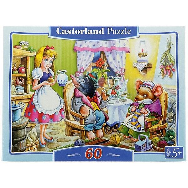 Пазл Castorland Дюймовочка 60 деталей MIDIПазлы для малышей<br>Характеристики товара:<br><br>• возраст: от 3 лет;<br>• количество деталей: 60 шт;<br>• материал: картон;<br>• размер упаковки: 17,5х13х3,7 см;<br>• размер картины: 32х23 см;<br>• вес упаковки: 150 гр.;<br>• страна производитель: Польша.<br><br>Пазл Castorland (Касторлэнд)Дюймовочка – это отличный способ увлекательно провести досуг, снять стресс и развить моторику.<br><br>Качество этих пазлов подтверждено миллионами любителей сборки пазлов. Пазлы Castorland собираются легко. Каждая деталь имеет индивидуальную форму и легко соединяется с другой, поэтому у Вас обязательно получится ожидаемый результат - картина собранная собственными руками.<br><br>Пазл Castorland (Касторлэнд)Дюймовочка можно купить в нашем интернет-магазине.<br>Ширина мм: 180; Глубина мм: 130; Высота мм: 40; Вес г: 150; Возраст от месяцев: 36; Возраст до месяцев: 2147483647; Пол: Унисекс; Возраст: Детский; SKU: 7487353;