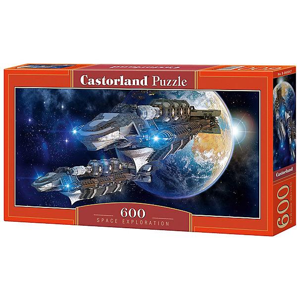 Купить Пазл Castorland Космическое пространство 600 деталей, Польша, Унисекс