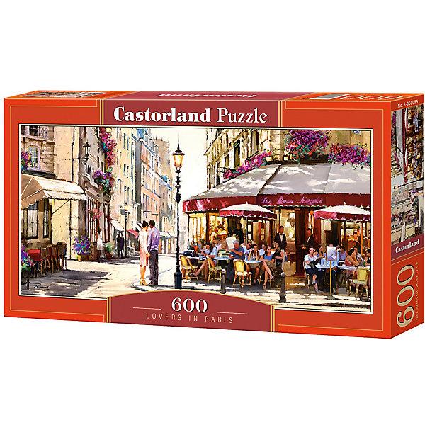 Купить Пазл Castorland Париж 600 деталей, Польша, Унисекс