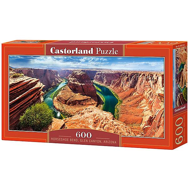 Купить Пазл Castorland Аризона 600 деталей, Польша, Унисекс