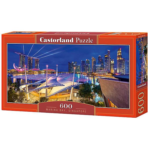 Купить Пазл Castorland Сингапур 600 деталей, Польша, Унисекс