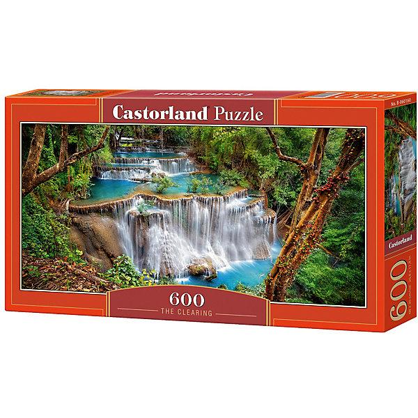 Купить Пазл Castorland Водопады 600 деталей, Польша, Унисекс