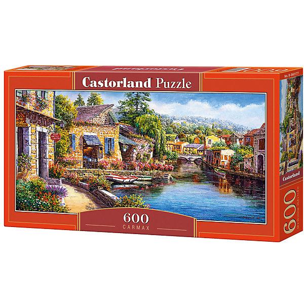 Castorland Пазл Castorland Набережная 600 деталей пазл набережная монте роза clementoni 500 деталей