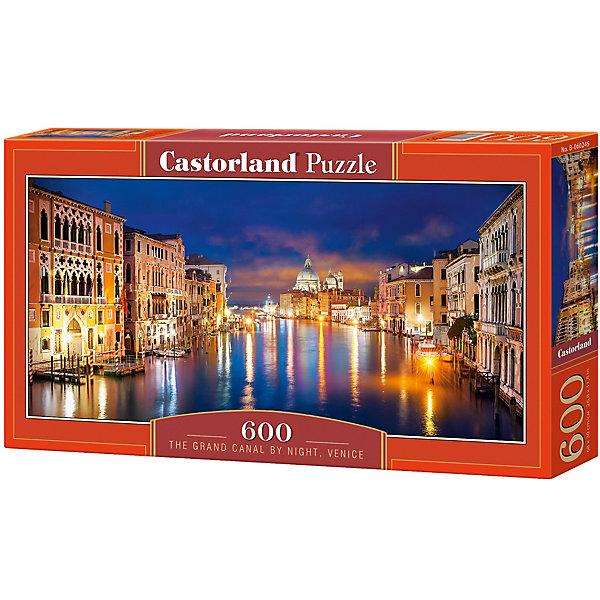 Купить Пазл Castorland Большой канал, Венеция 600 деталей, Польша, Унисекс