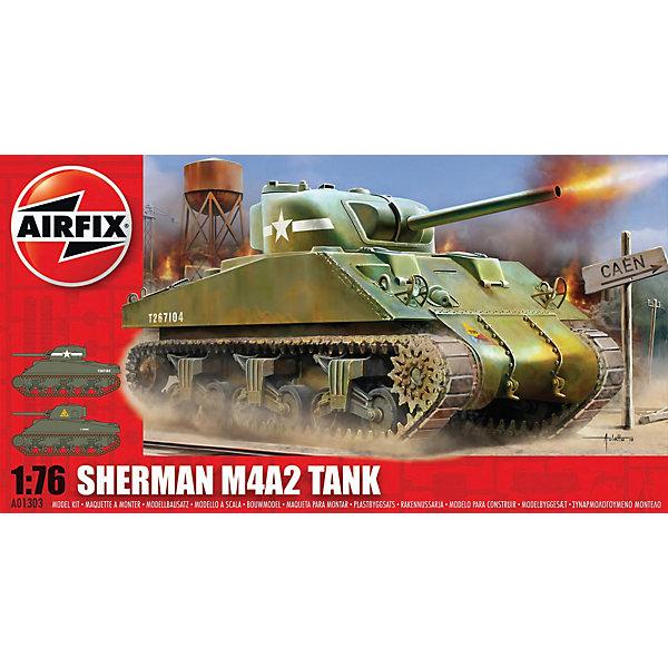 """Фотография товара сборная модель Airfix """"Танк Nfyr Sherman M4 Mk1"""" (7490473)"""