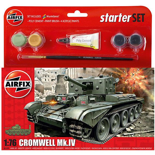 """Фотография товара подарочный набор Airfix """"Танк Cromwell MkIV"""" 1:76 (7490486)"""