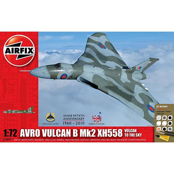 """Фотография товара подарочный набор 2Самолет Avro Vulcan B Mk2 XH558"""" 1:72 (7490512)"""