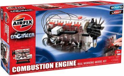 Сборная модель Airfix   Двигатель внутреннего сгорания , артикул:7490532 - Робототехника и электроника