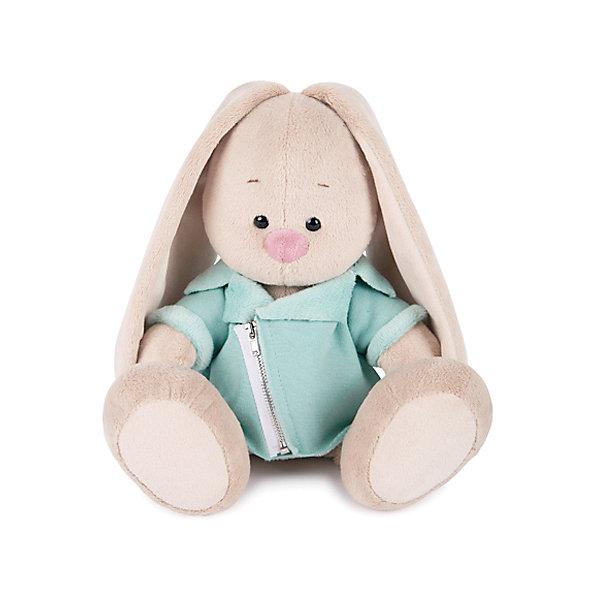 Мягкая игрушка Budi Basa Зайка Ми в голубой меховой курточке, 18 смМягкие игрушки зайцы и кролики<br>Характеристики товара:<br><br>• возраст: от 3 лет;<br>• материал: текстиль, искусственный мех;<br>• высота игрушки: 18 см;<br>• размер упаковки: 15х14х15 см;<br>• вес упаковки: 270 гр.;<br>• страна производитель: Россия.<br><br>Мягкая игрушка «Зайка Ми  в голубой меховой курточке» Budi Basa — очаровательный пушистый зайчонок с длинными ушками. На зайке голубая меховая куртка. <br><br>Игрушка выполнена из качественного безопасного материала, настолько приятного и мягкого, что ребенок будет брать ее с собой всегда на прогулку или в поездку.<br><br>Мягкую игрушку «Зайка Ми  в  голубой меховой курточке», 15 см., Budi Basa можно приобрести в нашем интернет-магазине.<br>Ширина мм: 150; Глубина мм: 140; Высота мм: 150; Вес г: 270; Возраст от месяцев: 36; Возраст до месяцев: 2147483647; Пол: Унисекс; Возраст: Детский; SKU: 7491170;