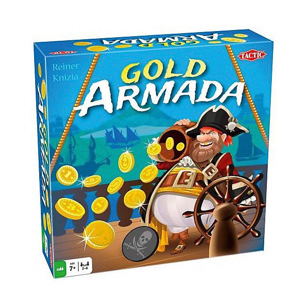 Tactic Games Настольная игра Золотая армада