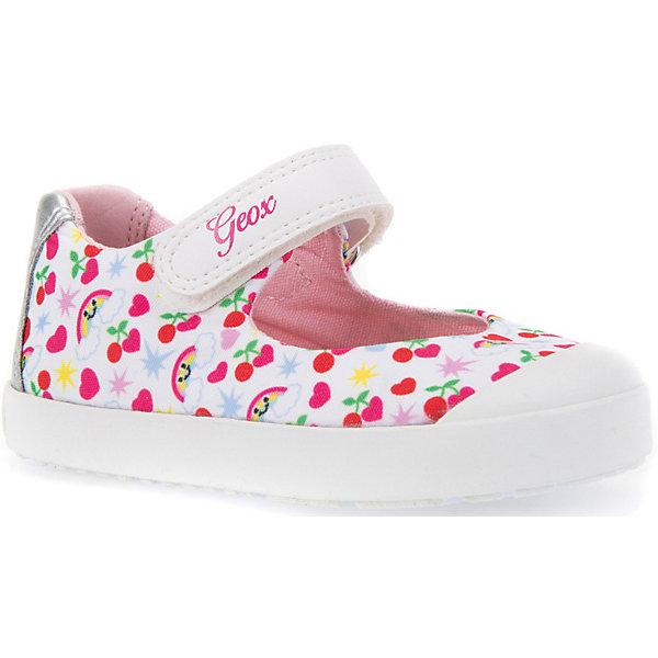 GEOX Туфли GEOX для девочки geox балетки geox для девочки