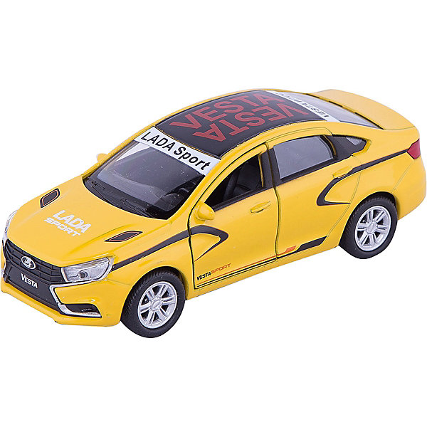 Купить Машинка Welly Lada Vesta Sport, 1:34-39, Китай, Мужской