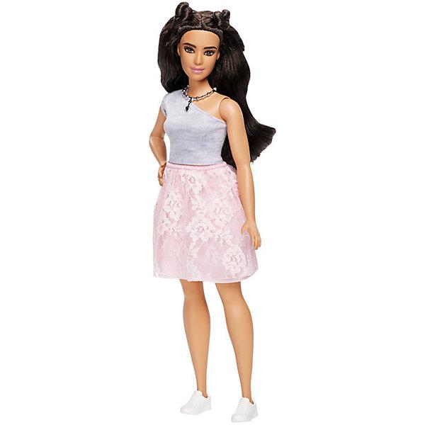 Mattel Кукла Barbie Игра с модой Розовый порошок, 29 см