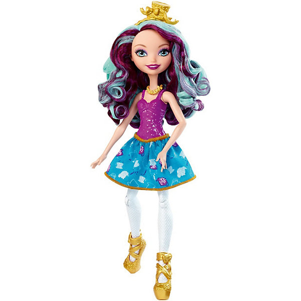 Mattel Кукла Ever After High Главные герои Мэдлин Хэттер, 26 см тени для век touch in sol touch in sol to044lwpcj36