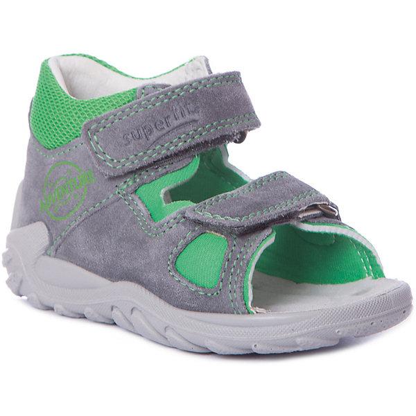 superfit Сандалии Superfit для мальчика superfit superfit ботинки демисезонные серые