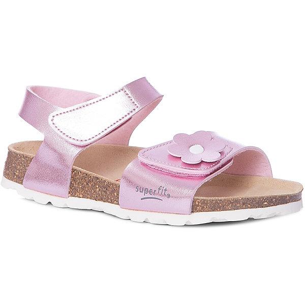 superfit Босоножки Superfit для девочки superfit superfit ботинки демисезонные серые