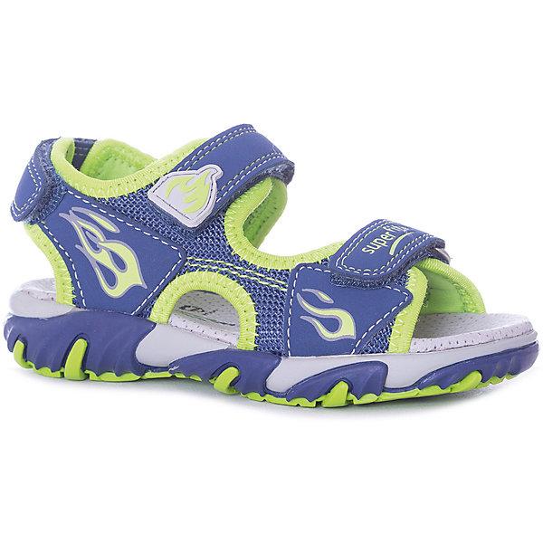 superfit Сандалии Superfit для мальчика superfit superfit сандалии открытые для мальчика серый зеленый