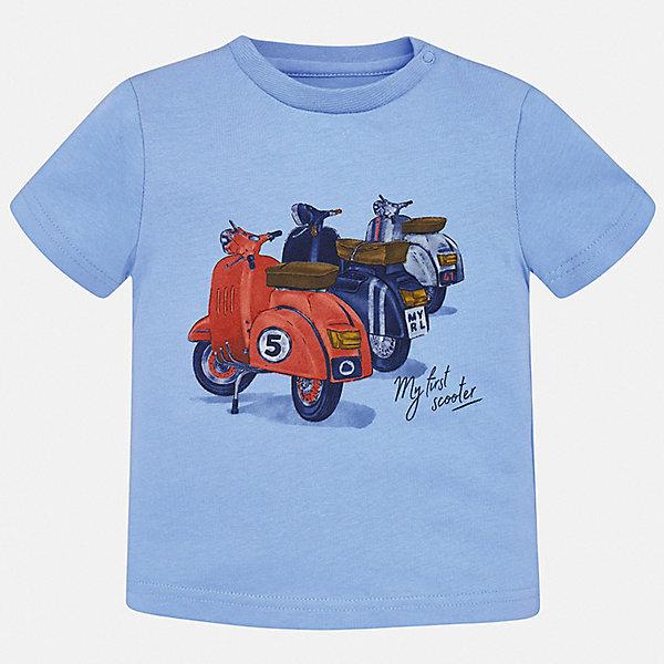 Mayoral Футболка Mayoral для мальчика футболки и топы свiтанак футболка для мальчика р108702