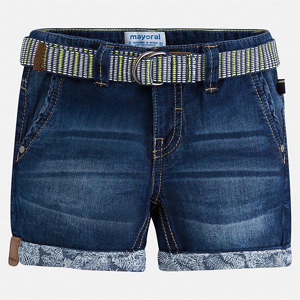 Бриджи Mayoral для мальчикаШорты, бриджи, капри<br>Характеристики товара:<br><br>• цвет: синий<br>• комплектация: шорты, ремень<br>• состав ткани: 100% хлопок<br>• сезон: лето<br>• шлевки<br>• регулируемая талия<br>• застежка: пуговица<br>• страна бренда: Испания<br>• стиль и качество<br><br>Хлопковые шорты для мальчика от Майорал созданы специально для детей. Стильные детские шорты отличаются современным дизайном. В шортах для мальчика от испанской компании Майорал ребенок будет выглядеть модно, а чувствовать себя - комфортно. <br><br>Шорты Mayoral (Майорал) для мальчика можно купить в нашем интернет-магазине.<br>Ширина мм: 191; Глубина мм: 10; Высота мм: 175; Вес г: 273; Цвет: синий; Возраст от месяцев: 18; Возраст до месяцев: 24; Пол: Мужской; Возраст: Детский; Размер: 92,134,128,122,116,110,104,98; SKU: 7540428;