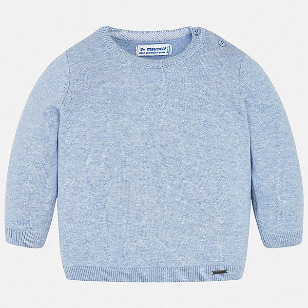 Свитер Mayoral для мальчикаСвитера и кардиганы<br>Характеристики товара:<br><br>• состав ткани: 82% хлопок, 18% полиамид<br>• сезон: демисезон<br>• застежка: пуговицы<br>• длинные рукава<br>• страна бренда: Испания<br>• стиль и качество<br><br>Практичный детский свитер сделан из дышащего приятного на ощупь материала. Благодаря продуманному крою детского свитера создаются комфортные условия для тела. Свитер для мальчика отличается стильным продуманным дизайном.<br><br>Свитер Mayoral (Майорал) для мальчика можно купить в нашем интернет-магазине.<br>Ширина мм: 190; Глубина мм: 74; Высота мм: 229; Вес г: 236; Цвет: серый; Возраст от месяцев: 6; Возраст до месяцев: 9; Пол: Мужской; Возраст: Детский; Размер: 74,98,92,86,80; SKU: 7541452;