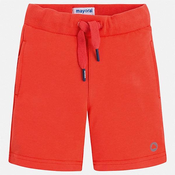 Бриджи Mayoral для мальчикаШорты, бриджи, капри<br>Характеристики товара:<br><br>• цвет: красный<br>• состав ткани: 78% хлопок, 18% полиэстер, 4% эластан<br>• сезон: лето<br>• особенности модели: спортивный стиль<br>• пояс: шнурок<br>• страна бренда: Испания<br>• стиль и качество<br><br>Яркие шорты для мальчика Mayoral отличаются мягкой резинкой и шнурком на талии. Такие детские шорты подойдут для ношения в разных случаях. Отличный способ обеспечить ребенку комфорт в жаркую погоду - надеть эти шорты от Mayoral. Детские шорты сшиты из качественного материала с преобладанием хлопка в составе. <br><br>Шорты Mayoral (Майорал) для мальчика можно купить в нашем интернет-магазине.<br>Ширина мм: 191; Глубина мм: 10; Высота мм: 175; Вес г: 273; Цвет: бежевый; Возраст от месяцев: 96; Возраст до месяцев: 108; Пол: Мужской; Возраст: Детский; Размер: 134,104,98,92,128,122,116,110; SKU: 7541863;