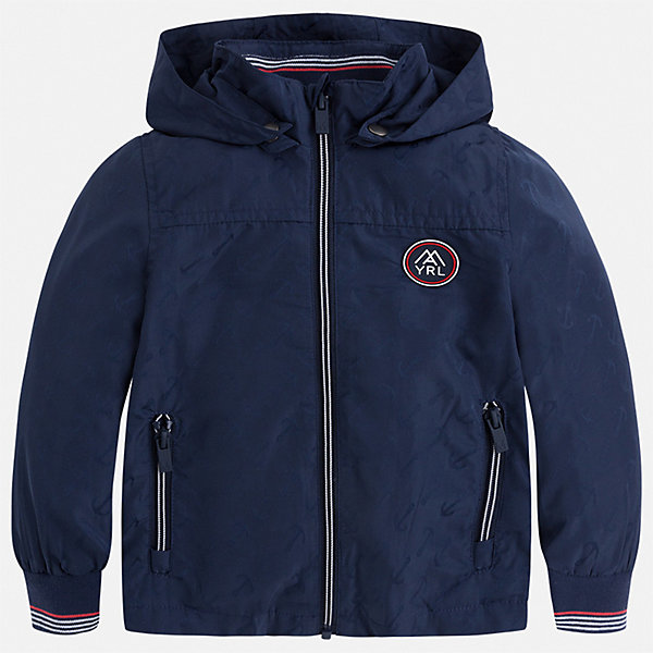 Mayoral Куртка Mayoral для мальчика куртка для мальчика mayoral цвет темно синий 6431 81 7b размер 160 14 лет