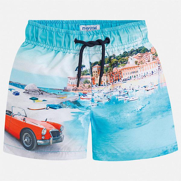 Трусы купальные Mayoral для мальчикаКупальники и плавки<br>Характеристики товара:<br><br>• цвет: голубой<br>• состав ткани: 100% полиэстер<br>• подкладка: 100% полиэстер<br>• сезон: лето<br>• пояс: резинка, шнурок<br>• страна бренда: Испания<br>• неповторимый стиль Mayoral<br><br>Такие купальные шорты для мальчика от Mayoral - отличный вариант вещей для пляжа и купания. В купальных шортах для мальчика от испанской компании Майорал ребенок может чувствовать себя комфортно весь день. Купальные трусы для детей сделаны из быстросохнущего качественного материала.<br><br>Трусы купальные Mayoral (Майорал) для мальчика можно купить в нашем интернет-магазине.<br>Ширина мм: 183; Глубина мм: 60; Высота мм: 135; Вес г: 119; Цвет: бежевый; Возраст от месяцев: 18; Возраст до месяцев: 24; Пол: Мужской; Возраст: Детский; Размер: 92,134,128,122,116,110,104,98; SKU: 7543514;