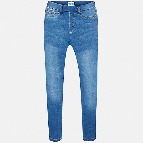 Mayoral Брюки Mayoral для девочки брюки джинсы и штанишки s'cool брюки для девочки hip hop 174059