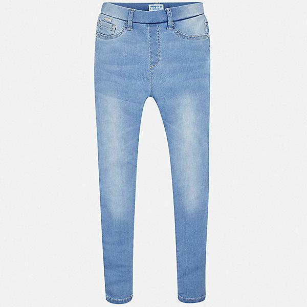 Mayoral Брюки Mayoral для девочки брюки джинсы и штанишки coccodrillo брюки для девочки mouse