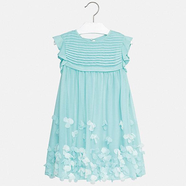 Mayoral Платье Mayoral для девочки цены онлайн