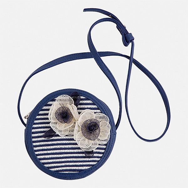 Mayoral Сумка Mayoral для девочки сумка для девочки santoro toadstools цвет синий 0012417