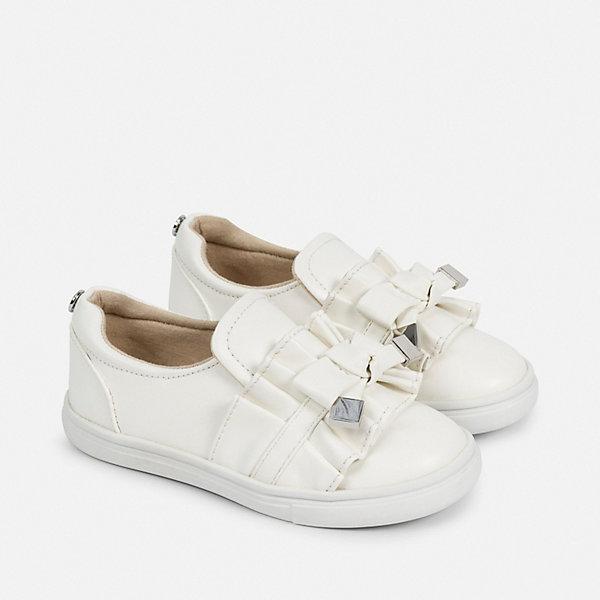 Mayoral Слипоны Mayoral для девочки купить качественную мужскую зимнюю обувь