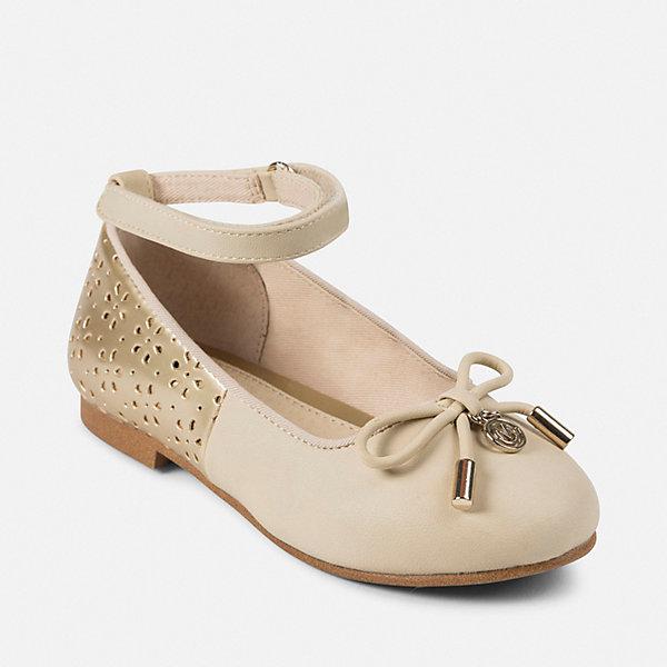 Купить со скидкой Туфли Mayoral для девочки