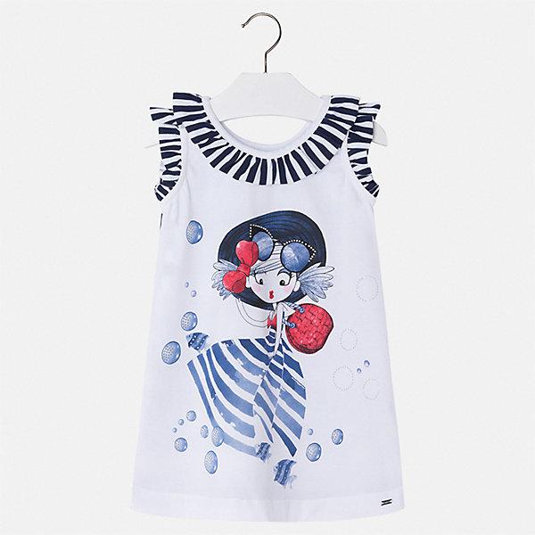 Фотография товара платье Mayoral для девочки (7554095)