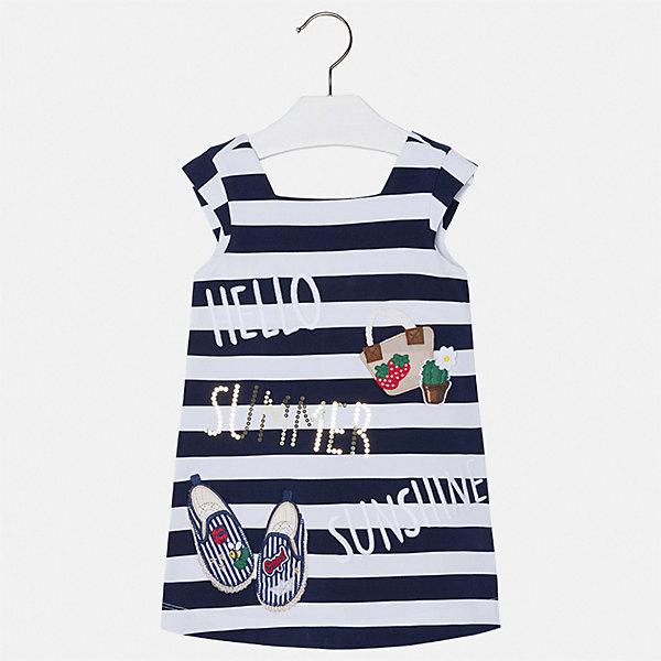 Mayoral Платье Mayoral для девочки детские платья и сарафаны coccodrillo платье для девочки penguin