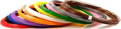 Набор пластика для 3D ручек Unid  ABS-12  12 цветов, 10 м каждый, артикул:7556135 - 3D ручки