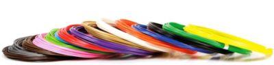 Набор пластика для 3D ручек Unid  ABS-15  15 цветов, 10 м каждый, артикул:7556136 - 3D ручки