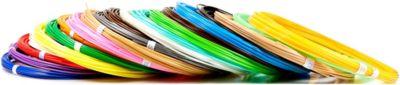 Набор пластика для 3D ручек Unid  ABS-20  20 цветов, 10 м каждый, артикул:7556137 - 3D ручки