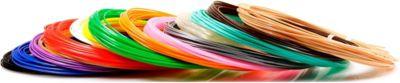 Набор пластика для 3D ручек Unid  PLA-15  15 цветов, 10 м каждый, артикул:7556142 - 3D ручки