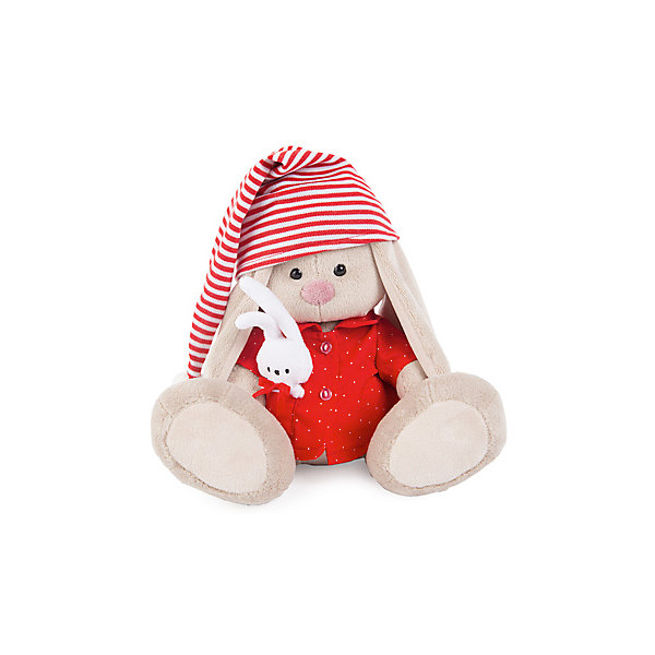 Budi Basa Мягкая игрушка Budi Basa Зайка Ми в красной пижаме, 18 см budi basa мягкая игрушка budi basa зайка ми в голубой пижаме 23 см