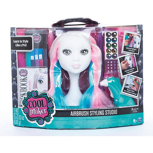 Spin Master Игрушка Style Cool студия причесок и макияжа