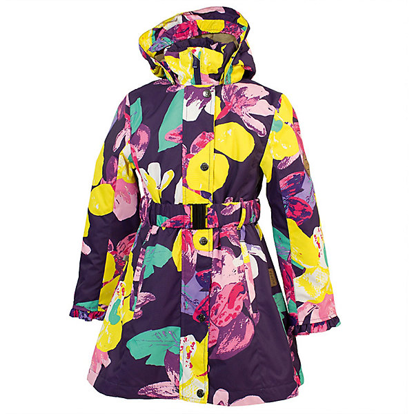 купить Huppa Пальто LEANDRA Huppa для девочек дешево