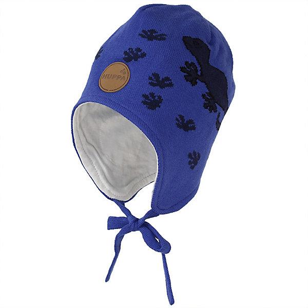 Huppa Шапка SILBY Huppa шапка для девочки huppa silby цвет светло зеленый 83710000 70027 размер xs 43 45
