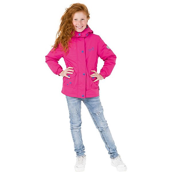 Парка Premont для девочкиВерхняя одежда<br>Характеристики товара:<br><br>• цвет: розовый;<br>• состав ткани: мембрана, Pongee с эффектом бархатистой поверхности (peach skin);<br>• подкладка: taffeta (рукава, тело), трикотаж с ворсом (капюшон, внутренняя часть воротника, карманы, отделка внутренней планки);<br>• утеплитель: Tech-Polyfill 100 г/м? ;<br>• сезон: демисезон;<br>• температурный режим: от -5 до +10;<br>• водонепроницаемость: 3000 мм; <br>• паропроницаемость: 3000 г/м2/24ч;<br>• застежка: молния YKK;<br>• съёмный капюшон на молнии;<br>• защита подбородка;<br>• утяжка капюшона;<br>• внешняя ветрозащитная планка на липучках;<br>• эластичные манжеты на рукавах с доп. регулировкой (липучка);<br>• дополнительная утяжка по талии и по низу изделия;<br>• два кармана на липучках;<br>• внутренняя этикетка с местом для имени;<br>• капюшон застегивается на две кнопки на подбородке;<br>• светоотражающие элементы (шнур , нашивки);<br>• светоотражающие пуллеры с логотипом;<br>• внутренний нагрудный карман на липучке;<br>• декоративный принт на спинке;<br>• страна бренда: Канада;<br>• страна изготовитель: Китай<br><br>Куртка-парка для девочки «Дасти роуз» из коллекции Premont Весна 2018 обладает необычным стильным дизайном и приятным цветом. Модель дополнена возможностью утяжки по уровню талии при помощи длинных шнурков. Изящный силуэт и яркая расцветка понравятся девочкам, а удлиненный крой защитит от ветра. Легкая, красивая утепленная парка Premont для девочки подойдет и для детского сада, и для школы.<br><br>Отличительной особенностью данной модели является пропитка Peach skin - придает материалу бархатистую, персиковую фактурность. На ощупь материал более приятный и мягкий к телу, выглядит матовым, без глянцевого блеска. <br><br>Куртку-парку для девочки «Дасти Роуз» от Premont (Премонт) можно купить в нашем интернет-магазине.<br>Ширина мм: 356; Глубина мм: 10; Высота мм: 245; Вес г: 519; Цвет: розовый; Возраст от месяцев: 48; Возраст до месяцев: 60; Пол: Женский; Возра